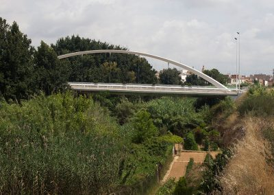 Barranco de Picassent tramo 3